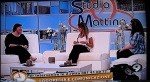 Isabella D'Aiuto in trasmissione con Alessia