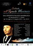 Dedicato all'Ignoto Marinaio-Mostra d'arte a Cefalù 18 luglio 2015.