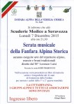 Locandina Concerto Fanfara